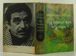 Gabriel Garcia Marquez / One Hundred Years Of Solitude First Edition 1402062