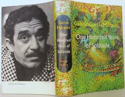Gabriel Garcia Marquez / One Hundred Years Of Solitude First Edition 1508019