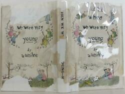 A A Milne / When We Were Very Young First Edition 1924 1511010