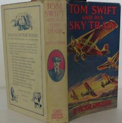 Victor Appleton / Tom Swift And His Sky Train First Edition 1931 1803080