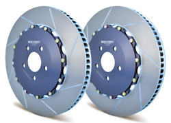 Girodisc Front 2pc Rotors For Chevy Camaro Z28 5th Gen