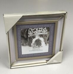 Fetco Home Decor Home#x27;s Where Your Dog Isquot; 4quot; x 4quot; Frame MSRP $21.99