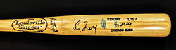 GREG MADDUX 2006 Game Used amp; Autographed Bat *** UNCRACKED *** AUTO Cubs Braves