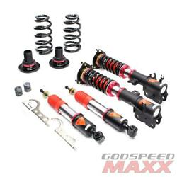 For Fx35/fx45 03-08 Maxx Coilovers Suspension Lowering Kit Adjustable