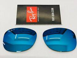 Lenses Ray-Ban RB4202 Andy 7109R Blue Mirror Polarized Replacement Lenses Lenti