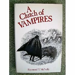 A Clutch of Vampires These Being Among the Best from History and Lit $12.89