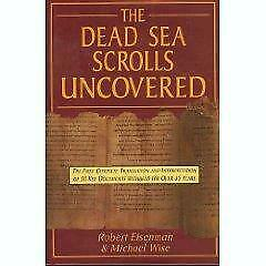 B000ni375y The Dead Sea Scrolls Uncovered The First Complete Transla