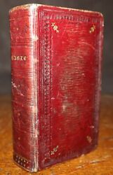 1802 The Holy Bible Old New Testament Published In Bristol Edwards Scarce