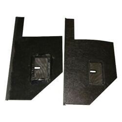 Backorder Only Kick Panel And Cowl Set For 1931 Buick Series 90 Abs Plastic Cow