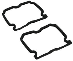 Park Light Gasket Weatherstrip Seal For Chevrolet Chevelle El Camino 1971 2pc
