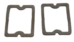Park Light Gasket Kit Weatherstrip Seal For Ford Falcon 1961 2/4dr Rubber