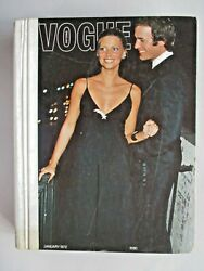 Vogue Patterns Catalog - 1972 Large Store Counter Pattern Book