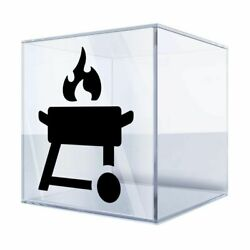 Sticker Decal Barbeque Bbq Icon 20 03971