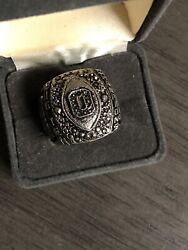 Ohio State Buckeyes Collectible Ring