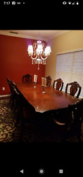 Ladelle Dining Room Set With Buffet