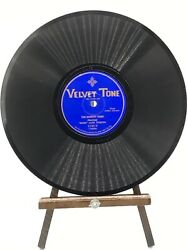 Jack Turner quot;Hoboquot; 78 RPM The Bowery Bums The Bums Rush Velvet Tone 1740 V $30.00