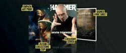 Metal Hammer Uk 2020 Devin Townsend Art Print Signed Lyrics Cup 300 Copies Only