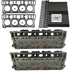 Oringed 20mm Cylinder Heads Studs Mahle Head Gaskets Fits Ford Powerstroke 6.0l