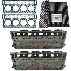 Oringed 18mm Cylinder Heads Studs Oem Head Gaskets - Fits Ford Powerstroke 6.0l