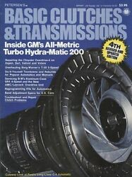 Basic Clutches and Transmissions by Kalton C. Lahue $7.32