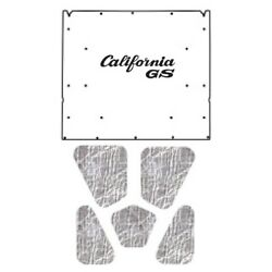 Hood Insulation Pad Heat Shield For 68-69 Buick A-body With G-081 California Gs