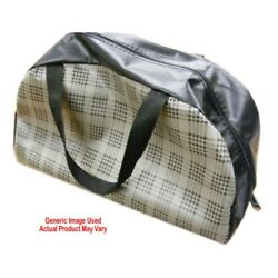 Trunk Tote Bag For 1934-1990 Plymouth Fury Valiant Duster Scamp Gray Herringbone