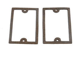 Turn Signal Gasket Kit Weatherstrip Seal For Ford Falcon 1968-70 2/4dr Rubber