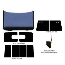 Body Panel Insulation Cover For 1933-1935 Dodge Truck 1st Series Abs Plastic
