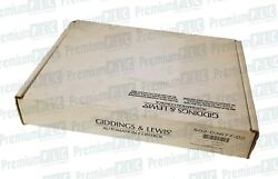 Giddings And Lewis 502-03677-02 Pic900 Output Stepper 8 Ch 502-03677-02r1 Nib