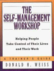 The Self-management Workshop Helping People Take Control Of Their Lives And...