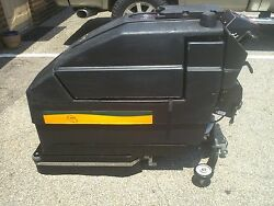 Reconditioned Nss Wrangler 2625 Db Floor Scrubber 26-inch Parts Warranty