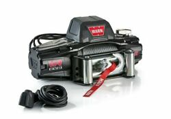 Warn 103254 Vr Evo 12,000 Lb Winch With Steel Rope And Hook For Truck, Jeep, Suv