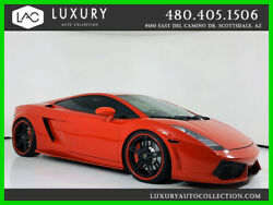 2005 Lamborghini Gallardo 2dr Coupe with 6-Spd Gated Trans 2005 Lamborghini Gallardo 2dr Coupe with 6-Spd Gated Trans Red  *TradeFinancing