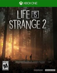 Life Is Strange 2 For Xbox One [new Video Game] Xbox One