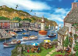 Gibsons Lighthouse Bay Jigsaw Puzzle 1000 Pieces