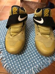 NIKE KYRIE 2 ALL STAR GAME PATCH UNRELEASED 835943-307 CELERYMAIZEBLACK Size 7