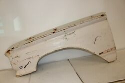 1963 Mercury Monterey Front Fender Lh Muscle Car Ford Hot Rat Rod Racing Nhra