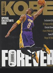 Slam Magazine Present Kobe Forever Special Collector's,front Cover Minor Scratch