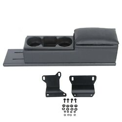 For 2006-2020 Dodge Charger Police Center Mini Cup Holder Console Upholstered