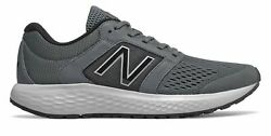 New Balance Men#x27;s 520v5 Shoes Lead with Light Aluminum amp; Black