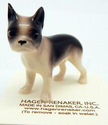 Hagen Renaker Boston Terrier #00176