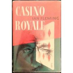 And039casino Royaleand039 1954 Second Printing By Ian Fleming