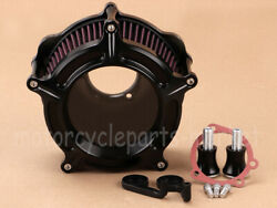 See Though Clear Black Air Cleaner Red Filter For Harley Sportster Xl 883 Xl1200