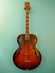1951 Gibson L-4 Archtop Acoustic Guitar