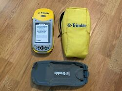 New Trimble Geoxm 2005 Series Data Collector With Charger Cradle 60950-50