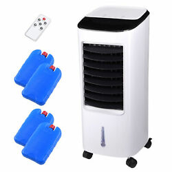 Portable Air Cooler Fan Indoor Remote Control Evaporative Cooling Humidifier 7l