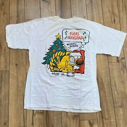 Vintage 1994 Mother Goose And Grimm T Shirt Grimmy Xxl Made In Usa🇺🇸 Fleas Nav