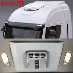 Universal Truck Cab Cooler Gas Cooled Indel B 1600w Oblo Air Conditioning 24v