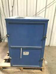 Donaldson Torit 60 Cab 3/4hp Cabinet Dust Collector 115/208-230v 1ph