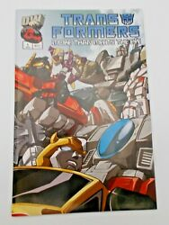 Transformers More Than Meets The Eye 1 Official Guidebook2003 Dreamwave 9.4 Nm